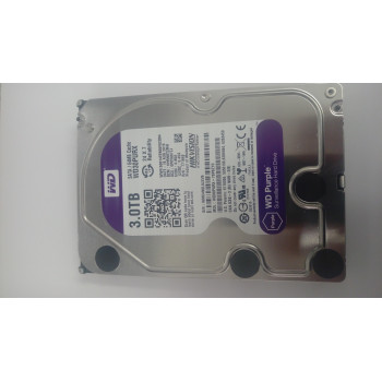 HARD DISK WD30PURX-PURPLE 3TB